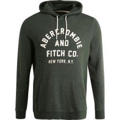 Bejsbolówki męskie: Abercrombie & Fitch BASIC LOGO Bluza green