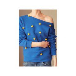 Pompony wybierz kolor bluza s-xxl z. Żółte bluzy damskie One mug a day, s, z bawełny. Za 159,00 zł.