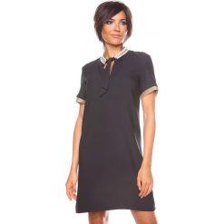 """Sukienki hiszpanki: Sukienka """"Addie"""" w kolorze czarnym"""