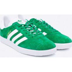 Adidas Originals - Buty Gazelle. Szare halówki męskie adidas Originals, z gumy, na sznurówki. W wyprzedaży za 339,90 zł.