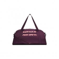 Torby sportowe Nike  BA5490 Women's  Gym Club Training Duffel Bag. Fioletowe torby podróżne Nike. Za 133,05 zł.