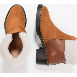 Buty damskie: another project Ankle boot tan