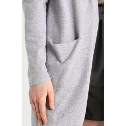 Swetry damskie: Vila VISTRIKE Kardigan light grey melange