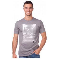 T-shirty męskie: FOX T-Shirt Męski Back Ss Tee S Szary
