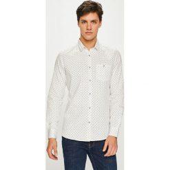 Medicine - Koszula Contemporary Classics. Szare koszule męskie na spinki marki S.Oliver, l, z bawełny, z włoskim kołnierzykiem, z długim rękawem. Za 169,90 zł.