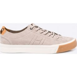 Tommy Hilfiger - Buty. Szare buty skate męskie TOMMY HILFIGER, z gumy, na sznurówki. W wyprzedaży za 299,90 zł.