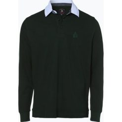 Andrew James Sailing - Męska koszulka polo, zielony. Zielone koszulki polo Andrew James Sailing, m. Za 139,95 zł.
