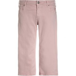 Jeansy dziewczęce: Replay Jeansy Relaxed Fit light pink