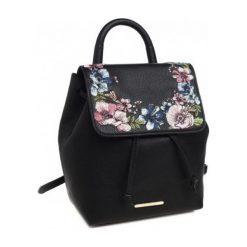Plecaki damskie: Bessie London Plecak Damski, Czarny