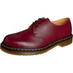 Dr. Martens BLACK SMOOTH Sznurowane obuwie sportowe cherry red. Czerwone buty sportowe damskie Dr. Martens, z materiału. Za 629,00 zł.