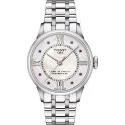 RABAT ZEGAREK TISSOT T-Classic T099.207.11.113.00. Białe zegarki męskie TISSOT, ze stali. W wyprzedaży za 3432,00 zł.