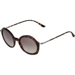 Okulary przeciwsłoneczne damskie aviatory: Giorgio Armani Okulary przeciwsłoneczne brown