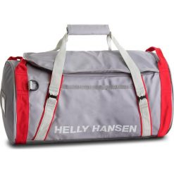 Torebki klasyczne damskie: Torba HELLY HANSEN – HH Duffel Bag 30L 68006-820 Silver Grey