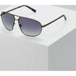 Okulary przeciwsłoneczne męskie: Timberland Okulary przeciwsłoneczne matte dark green/green