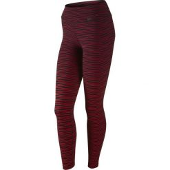 Legginsy sportowe damskie: legginsy damskie NIKE LEGENDARY TIGHT ENGINEERED SWELL / 725077-681