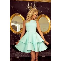Sukienki hiszpanki: MAGDA Sukienka rozkloszowana – MIĘTOWA