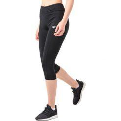 Spodnie damskie: 4f Legginsy damskie  3/4 H4L18-SPDF001 czarne r. S