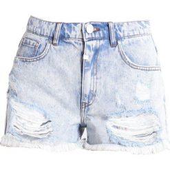 Bermudy damskie: Tigha GINA Szorty jeansowe sky blue