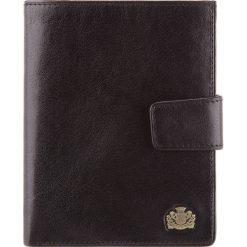 Portfel 10-1-339-1. Czarne portfele męskie marki Wittchen. Za 349,00 zł.