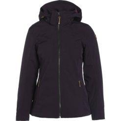 Icepeak TUULA Kurtka Softshell blackberry. Fioletowe kurtki damskie Icepeak, z elastanu. W wyprzedaży za 431,40 zł.