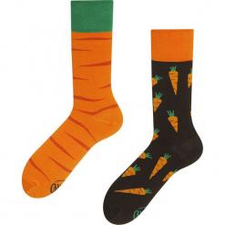 Many Mornings - Skarpety Garden Carrot. Żółte skarpetki męskie marki B'TWIN, m, z elastanu, z długim rękawem. Za 24,90 zł.
