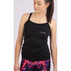 Bluzki asymetryczne: Spokey Koszulka Feel-Top fitness czarna r. L (839530)