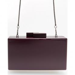 Torebka na łańcuszku - Bordowy. Czerwone torebki klasyczne damskie marki Reserved, duże. Za 129,99 zł.