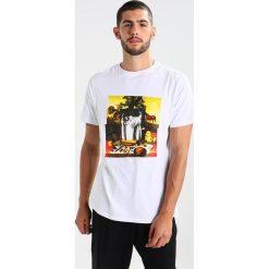 T-shirty męskie z nadrukiem: Soulland RUSSEL  Tshirt z nadrukiem white