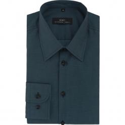Koszula MARCO 15-08-27-K. Niebieskie koszule męskie na spinki Giacomo Conti, m, z bawełny, z klasycznym kołnierzykiem, z długim rękawem. Za 199,00 zł.