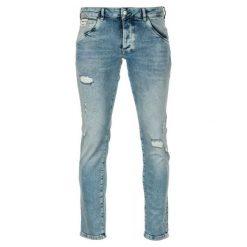 Pepe Jeans Jeansy Męskie Stanley 30/32 Jasnoniebieskie. Niebieskie jeansy męskie z dziurami marki Pepe Jeans. Za 535,00 zł.