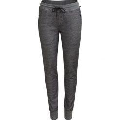 Spodnie dresowe damskie SPDD603 - CZARNY MELANŻ - Outhorn. Czarne spodnie dresowe damskie Outhorn, na jesień, melanż, z dresówki. W wyprzedaży za 62,99 zł.