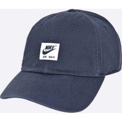 Nike Sportswear - Czapka. Szare czapki z daszkiem męskie Nike Sportswear, z bawełny. W wyprzedaży za 79,90 zł.