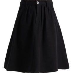 GStar BRONSON ULTRA HIGH ALINE FULL SKIRT Spódnica trapezowa black. Czarne spódniczki trapezowe G-Star, xs, z bawełny. W wyprzedaży za 443,40 zł.