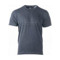 Koszulki do fitnessu męskie: Magnum Fitness T-shirt Essential Coyote szary r. S