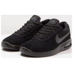Nike SB BRUIN MAX VAPOR Tenisówki i Trampki black/blackanthracite. Czarne trampki męskie Nike SB, z materiału. Za 499,00 zł.