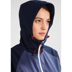 Icepeak GLORY Kurtka Softshell aqua. Niebieskie kurtki damskie Icepeak, z materiału. W wyprzedaży za 265,30 zł.