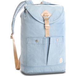 Plecak DOUGHNUT - D111-0058-F Montana Light Blue. Niebieskie plecaki męskie Doughnut, z materiału. Za 299,00 zł.