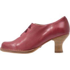 Neosens ROCOCO Ankle boot amarante. Czerwone botki damskie na zamek Neosens, z materiału. Za 679,00 zł.