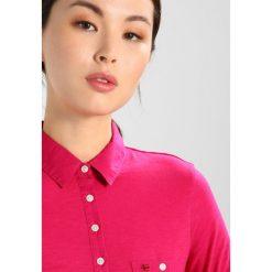 T-shirty damskie: Napapijri EMY  Koszulka polo fucsia
