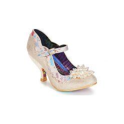 Czółenka Irregular Choice  Shoesbury. Białe buty ślubne damskie Irregular Choice. Za 549,00 zł.