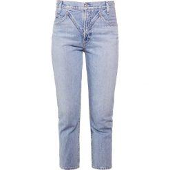 Jeansy damskie: Agolde PALLADIUM Jeansy Slim Fit light blue