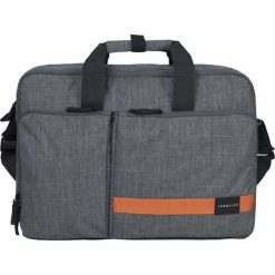 Torby na laptopa: Torba Crumpler Shuttle Delight Business naramienna na laptop 15″ szara (CRSDBC15-001)