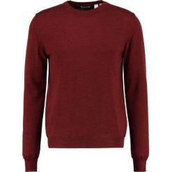 Swetry klasyczne męskie: Gant Rugger Sweter red canyon