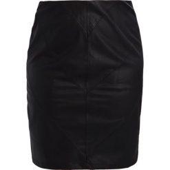 Spódniczki ołówkowe: ADIA Spódnica ołówkowa  black
