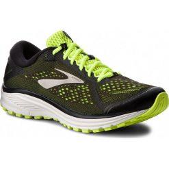 Buty BROOKS - Aduro 6 110281 1D 079 Black/Nightlife/Ebony. Czarne buty do biegania męskie Brooks, z materiału. W wyprzedaży za 329,00 zł.