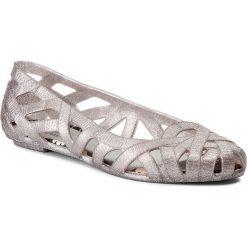 Baleriny damskie: Baleriny MELISSA – Jean + Jason Wu VII Ad 32288  Silver Glitter 52986