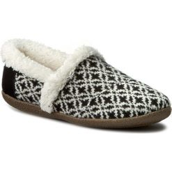 Kapcie damskie: Kapcie TOMS – Fair Isle Slipper 10008880 Black/White