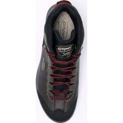 Grisport - Obuwie. Czarne buty trekkingowe męskie Grisport, outdoorowe. W wyprzedaży za 299,90 zł.