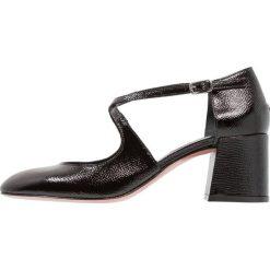 Buty ślubne damskie: Oxitaly PAMELA Czółenka nero