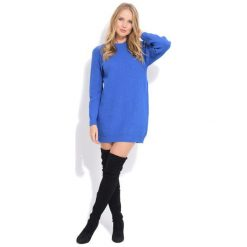Fille Du Couturier Sukienka Damska Anette 36 Niebieski. Niebieskie sukienki Fille Du Couturier. W wyprzedaży za 230,00 zł.